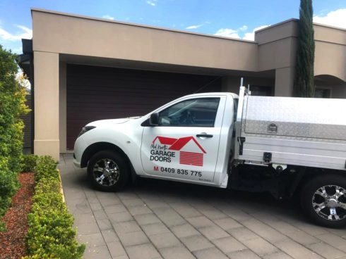 Mid North Garage Doors Work Ute